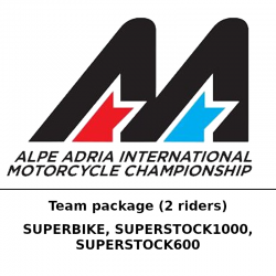 Team package (2 riders) for...