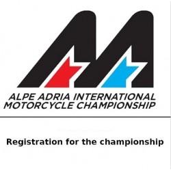 Championship registration